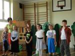 Klasa  III  SP  gościła  w  szkole  swoich  Rodziców
