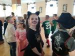 Zabawa karnawałowa w szkole podstawowej 2017