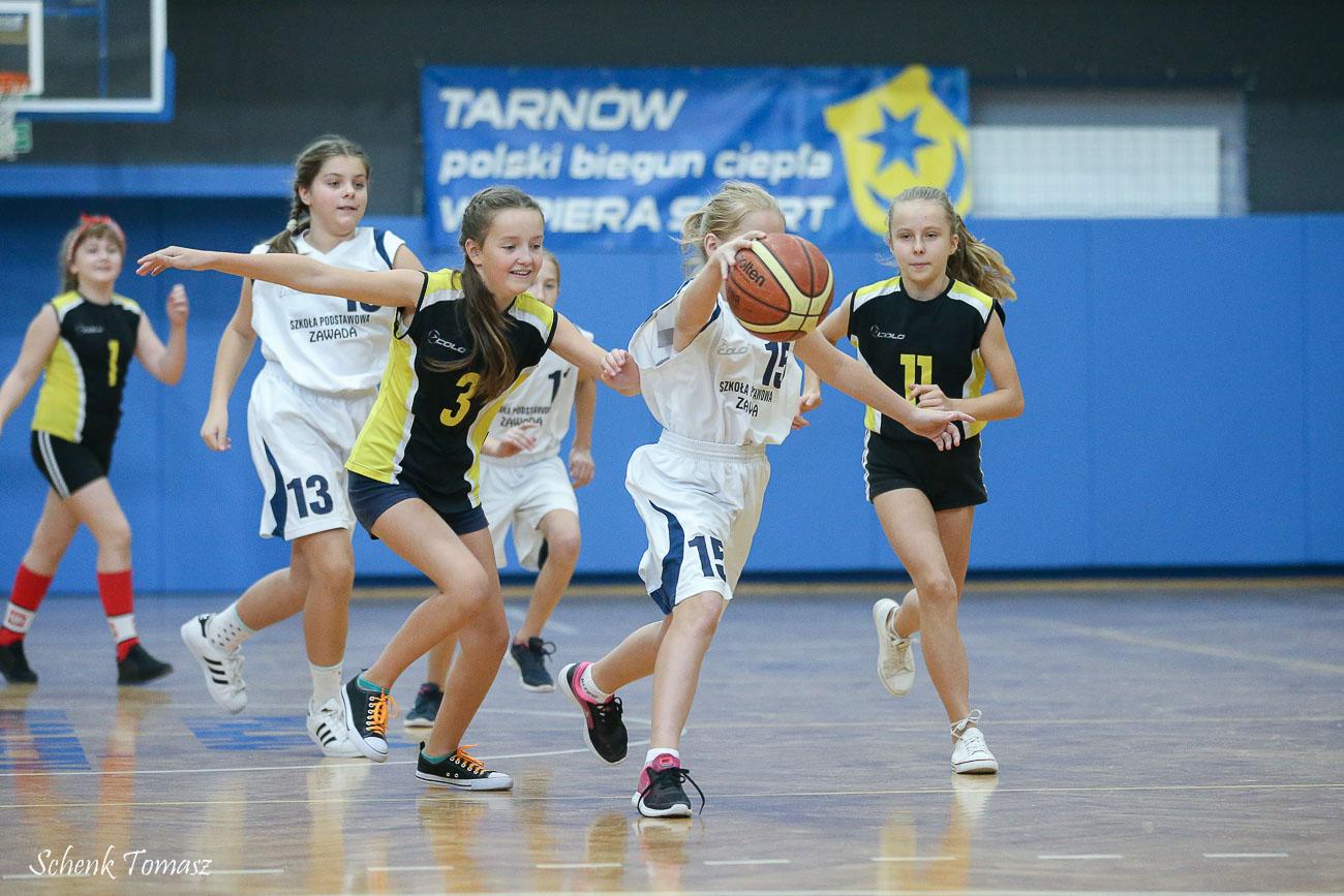42264a83d3d Puchar Tarnowa w koszykówce dziewcząt - edycja 2018 2019