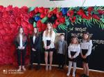 Sukcesy uczniów naszej szkoły w Gminnym Konkursie Recytatorskim i Plastycznym Poezji Józefy Frysztakowej